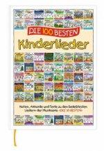 Die 100 besten Kinderlieder -Liederbuch zur Serie