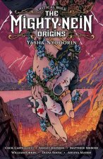 Critical Role: Mighty Nein Origins - Yasha Nydoorin