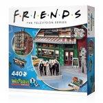 Friends - Central Perk (440 Teile) - 3D-Puzzle