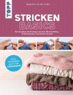 Stricken basics - Alle Techniken auch für Linkshänder!