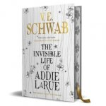 Invisible Life of Addie LaRue - special edition 'Illustrated Anniversary'