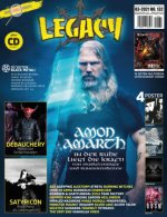 LEGACY MAGAZIN: THE VOICE FROM THE DARKSIDE