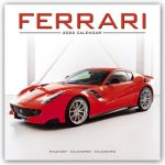 Ferrari 2022 Wall Calendar