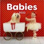 Poznámkový kalendář Babies – Věra Zlevorová 2022