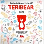 Rodinný plánovací kalendář TERIBEAR 2022