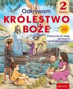 Religia Odkrywamy królestwo Boże podręcznik dla klasy 2 szkoły podstawowej