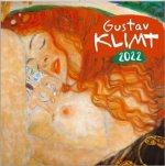 Poznámkový kalendář Gustav Klimt 2022