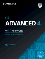 C1 Advanced 4 Student's Book with Answers with Audio with Resource Bank