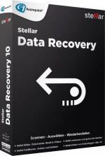 Stellar Data Recovery 10 Standard (Code in a Box). Für Windows 8/10
