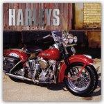 Harleys - Harley Davidson 2022 - 16-Monatskalender