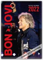Bon Jovi 2022 - A3 Format Posterkalender