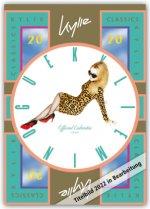 Official Kylie Minogue A3 Calendar 2022