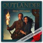 Official Outlander Square Calendar 2022
