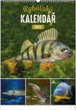 Nástěnný kalendář Rybářský 2022