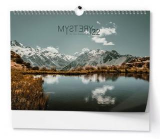 Mystery 2022 - nástěnný kalendář