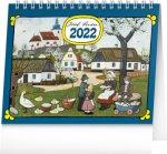 Stolní kalendář Josef Lada – Děti 2022