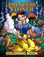 Princess Stoner Coloring Book