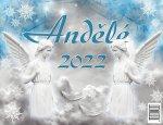 Andělé 2022 - stolní kalendář