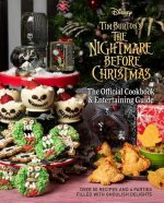 The Nightmare Before Christmas: The Official Cookbook & Entertaining Guide Gift Set
