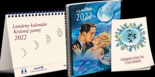 Lunárny kalendár Krásnej panej 2022