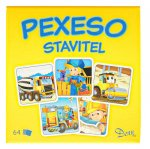 Pexeso Stavitel