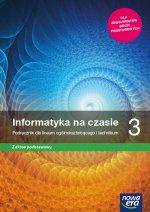 Nowe informatyka na czasie podręcznik 3 liceum i technikum zakres podstawowy