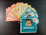 Mini cartes de postures et émotions 35 cartes de postures et 20 cartes d'émotions