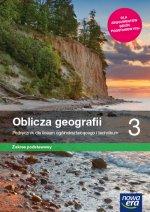 Nowe geografia Oblicza geografii podręcznik 3 liceum i technikum zakres podstawowy