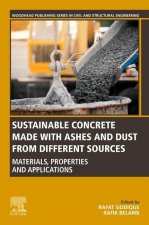 Sustainable Concrete Made with Ashes and Dust from Different Sources