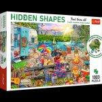 Puzzle Hidden Shapes 1003 Wycieczka kamperem 10677