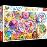 Puzzle 600 Crazy Shapes Słodkie marzenie 11119