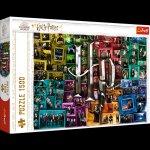 Harry Potter: Svět Harryho Pottera 1500 dílků