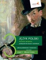 Nowe język polski sztuka wyrazu podręcznik klasa 3 część 1 Młoda Polska liceum i technikum