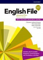 ENGLISH FILE ADVANCED PLUS MULTIPACK TEACHERS GUIDE +RESOURCE