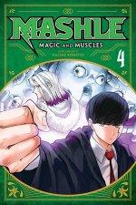 Mashle: Magic and Muscles, Vol. 4