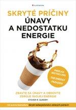 Skryté príčiny únavy a nedostatku energie