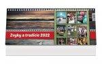Zvyky a tradície 2022 - stolový kalendár
