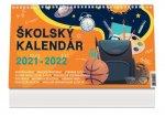 Školský kalendár 2021/2022 - stolový kalendár