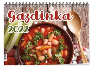 Gazdinka 2022 - nástenný kalendár
