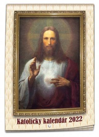 Katolícky kalendár 2022 - nástenný kalendár