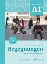 Begegnungen Deutsch als Fremdsprache A1+, Teilband 2: Integriertes Kurs- und Arbeitsbuch