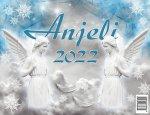 Anjeli 2022 - stolový kalendár