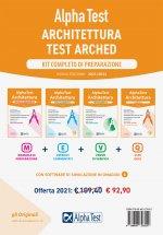 Alpha Test. Architettura. Kit completo di preparazione