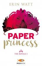 Paper princess. The Royals