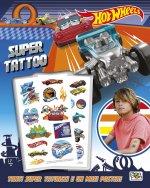 Super tattoo. Hot Wheels