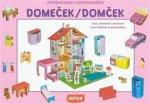 Vystřihovánky/Vystrihovačky Domeček/Domček