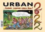 Urban...Pivrnec lajnuje celej rok! 2022 - stolní kalendář