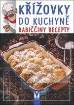 Křížovky do kuchyně babiččiny recepty