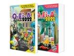O-Ei-A 2er Bundle 2022 - O-Ei-A Figuren und O-Ei-A Spielzeug im Doppel mit 4,00 EUR Preisvorteil gegenüber Einzelkauf!