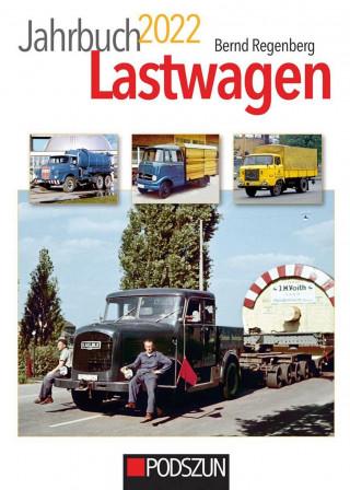 Jahrbuch Lastwagen 2022